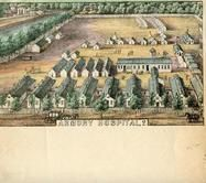 04x069.24 - Armory Hospital 2, Civil War Illustrations from Winterthur's Magnus Collection